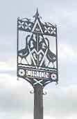 Girton village sign
